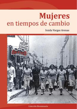 Leer Mujeres en tiempos de cambio