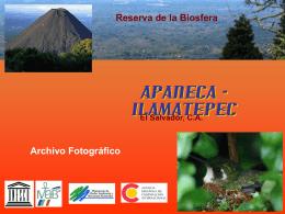 Archivo fotografico Apaneca Ilamatepec