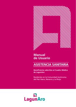 Manual Asistencia Sanitaria para Beneficiarios