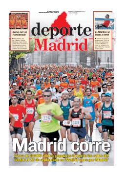 centro el 22 de septiembre en `Madrid corre por Madrid`