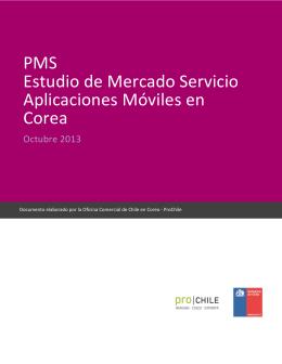 2014 Estudio de Mercado Servicios de Aplicaciones Móviles