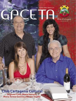 La Gaceta 251 | Julio - Agosto de 2009