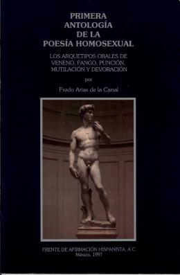 primera antología de la poesía homosexual