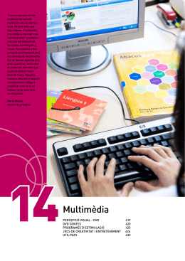 14Multimèdia