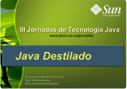 Java Destilado
