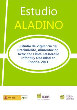 estudio ALADINO - Observatorio de la Nutrición y de Estudio de la