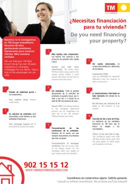 cómo conseguir financiación