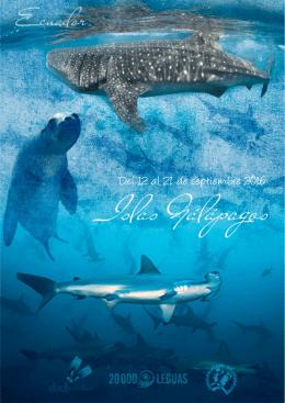 Galapagos 12 al 21 Septiembre 2016