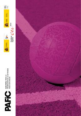 Guía PAFIC - Consejo Superior de Deportes