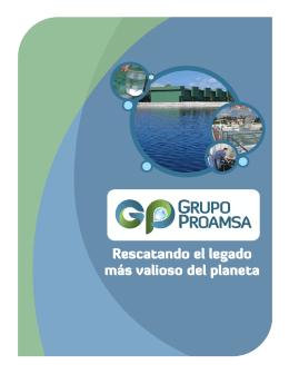 GRUPO PROAMSA-Presentacion de la Empresa FINAL