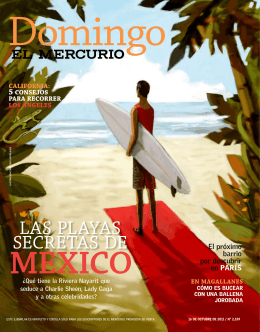 El Mercurio-October 2011