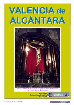 Valencia de Alcántara - misviajess