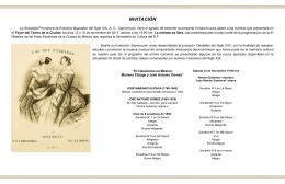 INVITACIÓN - sopromusic