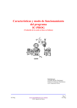 Manual de Ayuda Ic Prog