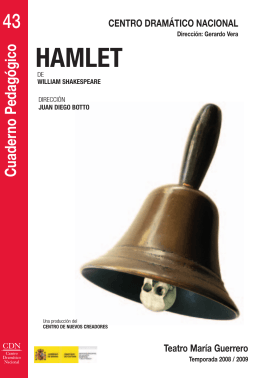 Nº 43 HAMLET, de William Shakespeare.