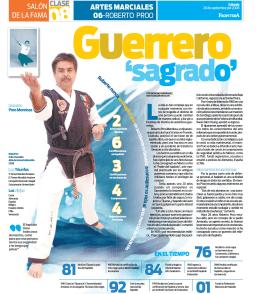 reportaje - Federación Mexicana de Hapkido