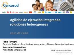 Proyecto NEO - Modelo Tecnológico y Organización IT