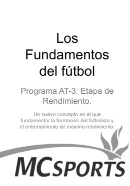 Los Fundamentos del fútbol