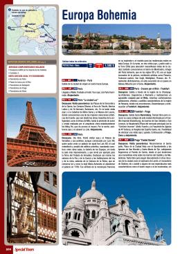 Itinerario - Special Tours