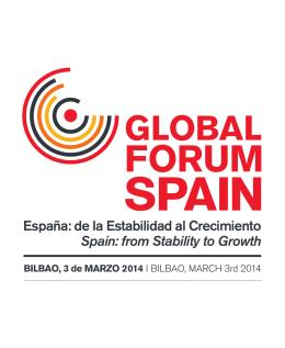 España: de la Estabilidad al Crecimiento Spain: from