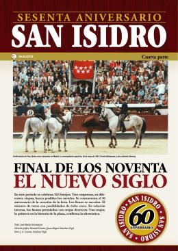 Especial 60 años de San Isidro
