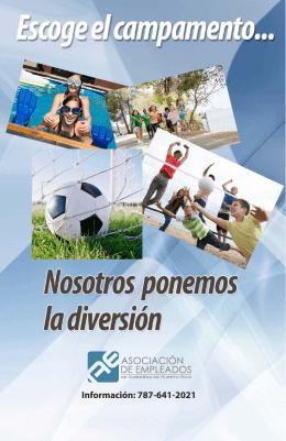 Información: 787-641-2021