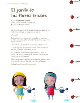 El jardín de las flores tristes