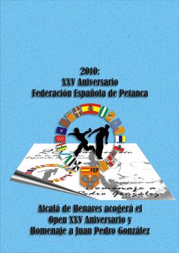 Untitled - Federación Española de Petanca