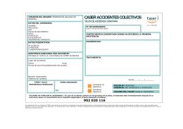 Talón Accidentes 50103501 - FEDERACION GALLEGA DE