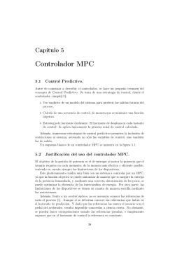 Controlador MPC