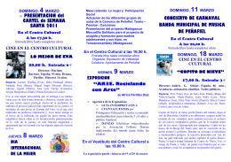 DIPTICO MARZO 2012 CENTRO CULTURAL DE PEÑAFIEL