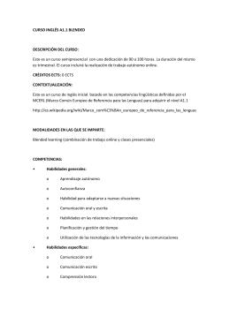 Programa A.1.1