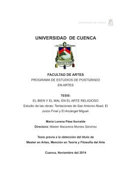 capítulo 3 - Universidad de Cuenca
