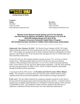 PDF 963 KB - Western Union