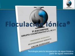 Floculación Iónica®
