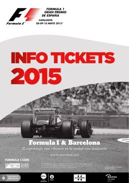 Formula 1®& Barcelona
