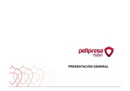 servicios - Pefipresa