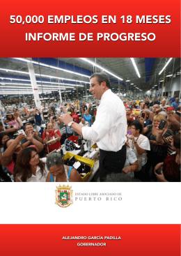Informe 50mil Empleos - Sin Comillas | Negocios en Puerto Rico
