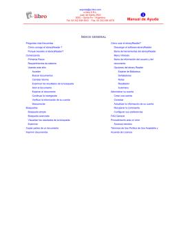 Manual de Ayuda e-libro