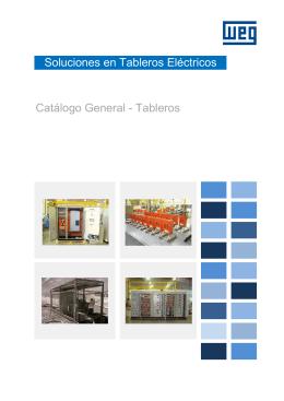 Soluciones en Tableros Eléctricos Catálogo General