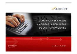 cómo bajar el fraude y mejorar la seguridad cómo bajar el fraude y