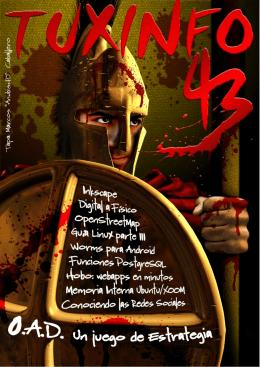 Descargar Tuxinfo 43 - Material Curricular Libre