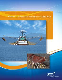 La Pesca de Arrastre en Costa Rica