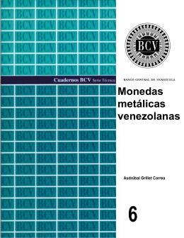 Monedas metálicas venezolanas