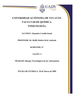 03_Toxico_Alejandro Castillo - Universidad Autónoma de Yucatán