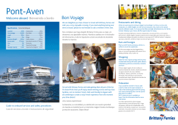 Pont-Aven - Brittany Ferries