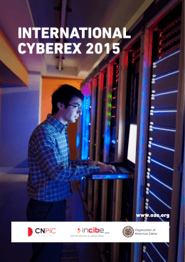 INTERNATIONAL CYBEREX 2015