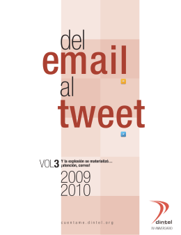 200 - Del email al tweet