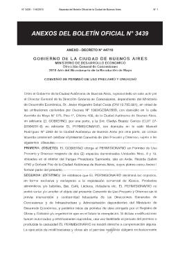 anexo - Boletín Oficial - Gobierno de la Ciudad Autónoma de