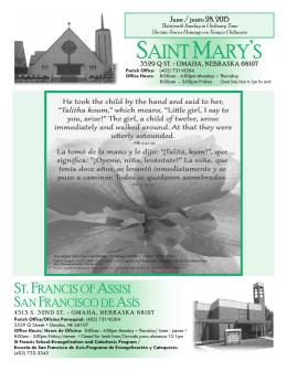 SAINT MARY`S